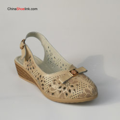 Signora all'ingrosso Handmade Leather Sandals Shoes