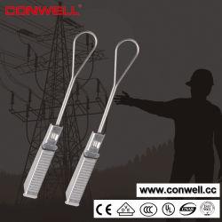 Ss201 Queda de metal de Fibra Óptica da braçadeira de cabos