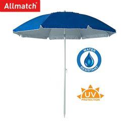 Windproof Sun Beach sombrilla paraguas con una inclinación
