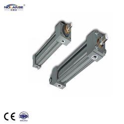 Aceptar la personalización Heavy Duty de largo recorrido pequeño cilindro de la prensa hidráulica del cilindro del pistón hidráulico Roundline Fabricantes