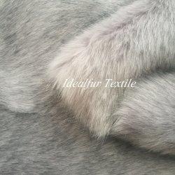 Artificielle de fausse fourrure de luxe somptueux tissus pour vêtements de mode