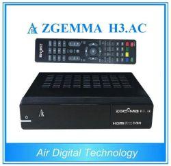 Dvb-S2+ATSC de TweelingOntvanger van Linux OS Enigma2 van de Doos van Internet IPTV van Tuners Amerikaanse SatellietZgemma H3. AC