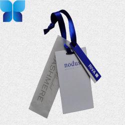 Hangtag di lusso personalizzato con stringa utilizzato per borse/abbigliamento