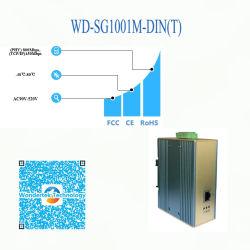 WD-SG1001M-DIN (T) с G.hn электросетевого Ethernet Bridge для промышленных коммуникаций