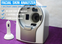 BS-3200 Analyzer 3D цифровой анализатор кожи производит для лица