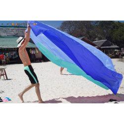 De zachtste 210t Nylon het Kamperen van het Zand Vrije Mat van het Strand van de Mat