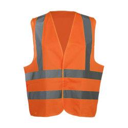 Для вязания EN 20471 строительства аэропорта высокой безопасности видимость безопасности отражает Майка
