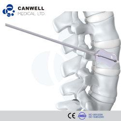 Kyphoplasty, vertebroplastia, implante Médico da coluna vertebral, instrumento ortopédica