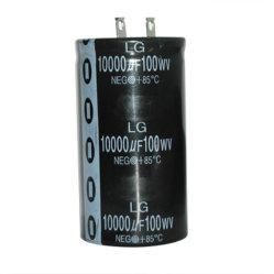 Flash fotográfico de condensadores electrolíticos de alumínio 2000horas de vídeo 1600V 6.8NF