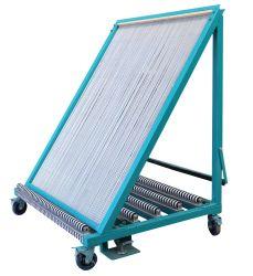 El arpa de rack Almacenamiento extraíble para rack de vidrio