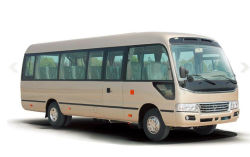 Dieseltyp Bus des küstenmotorschiff-31seats mit Hochleistungs-