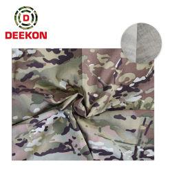 Le Monténégro Vcg étanches2 CVC 65/35 tissu indéchirable camouflage militaire