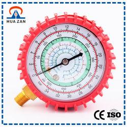 ガス圧力測定用カスタムガスマノメーター機器