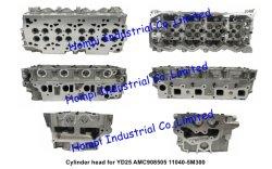 日産 Yd25 AMC 908510 用エンジンスペアパーツシリンダヘッド AMC 908505 AMC 908527 Qd32/Rd28/Zd30/SD23/Ka24/Fe6t/Td42/Td27/Tb42/Tb45/Tb48/Na20/Z20/Z24/F9Q/Bd30