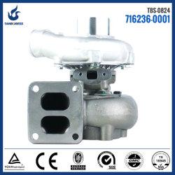 JCB Isuzu Hitachi RHC62C CI89 VB240044 716236-0001 de TurboVervangstukken van de Kern CHRA van de Patroon van de Turbocompressor voor Motor 6BD1-TPJ 6BD1TPJ