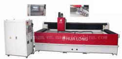 센터 맷돌로 갈기 가공하는 CNC 돌 기계를 만드는 싱크대를 위해 닦는 가장자리