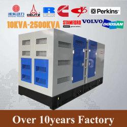 Schalldichte Dieselenergie 250/350/500 KVA-Generator-Set