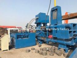 Y83W-1000 os grãos de aço para serviço pesado Hidráulico Chips separadora de briquetes, pressione