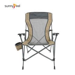 AC2273bの屋外の折りたたみ椅子のChaiseのSafaの庭のキャンプチェアー