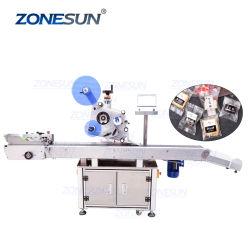 L'archivio di carta di prezzi delle schede automatiche di Zonesun XL-T832 insacca l'etichettatrice di paginazione dell'autoadesivo della superficie piana