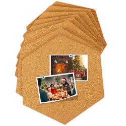 Болты с шестигранной головкой Корк Bulletin Board Self-Adhesive Office для дома из дерева рисунок фона для управления Корк объявлений