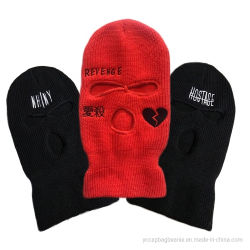 Kundenspezifischer Sturmhaube-Gesichts-Deckel-Hut-Winter-Kopfschutz