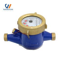 高品質中国用湿式乾式鋳鉄製品です 黄銅製の水メーター