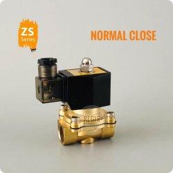 صمام الملف اللولبي لصمام من الفئة ZS يعمل بشكل مباشر الغلق العادي