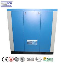 8/10 Bar 10HP Mini SCR10XA entraînée par courroie compresseur d'air pour l'Estampage Machine Micro exempt d'huile du compresseur de défilement
