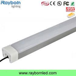 Source de lumière à LED IP65 150cm 150W Tri-Proof du feu du tube à LED lampe haute baie