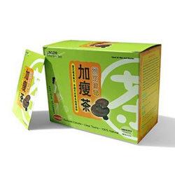 При размещении всех детей Lingzhi тонкий чай