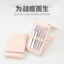 Strumento guasto impostato di cura di Pedicure di Podiatry del dispositivo di rimozione della sporcizia della pelle delle taglierine del tagliatore delle pinze di correzione del chiodo dei tagliatori di chiodo