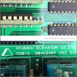 Hyundai КСП элеватора Tcb-3 поднимите элеватор запасные части детали