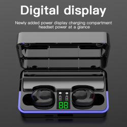 Charging Case를 가진 iPhone를 위한 힘 은행 1800mAh Tws Earbud Earphone