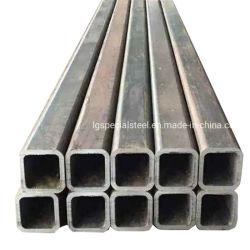Liange Hot Rolled Hollow Section, tubos de ferro, MS. Carbono suave Preço barato ERW Black sem costura tubos de aço galvanizado quadrado