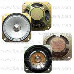 Haut-parleur/Mylar Fbps haut-parleur/récepteur mobile4558 Micro L'orateur