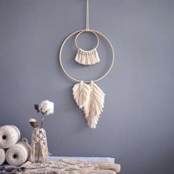 Wall Hanging decor- bella casa decorativa parete Arte Arazzi per appartamento, Camera Dorm Camera Camera Camera Nursery Gallery