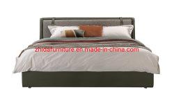 Het moderne Bed van het Meubilair van de Slaapkamer van de Grootte van de Koning van het Eenpersoonsbed van het Hotel