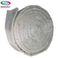 White ignifugação de isolamento de fibra de fita para fumaça do Gerador do Tubo de Escape