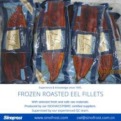 Anguila asada filetes congelados congelados, Anguila barbacoa filetes, Unagi Kabayaki los filetes congelados, la parrilla, la anguila filetes, preparados los filetes congelados de la anguila anguila asada filetes congelados,