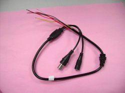Cable BNC DC