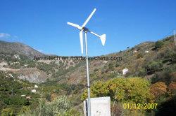 1kw Éolienne horizontale (Baldes fixe)