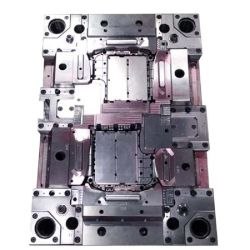 Auto OEM Fabricación de moldes de plástico ABS PP PA GF molde de inyección de piezas de concha