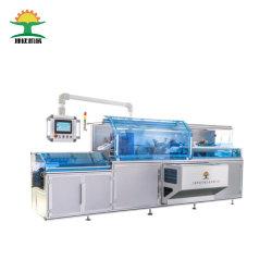 A fábrica fez Caixa de cola termofusível automática máquina de embalagem com o Purificador de Ar da China