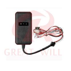 Gran voluntad Tr07 Historial de rastreo en tiempo real GSM de reproducción del sistema de alarma GPS para coche Coche Tracker