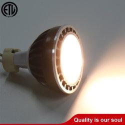 7 W 700 lm, lâmpada LED de 12 - 24 V, 15 / 30 / 45/60 graus, MR16 Lâmpada LED Gu5.3