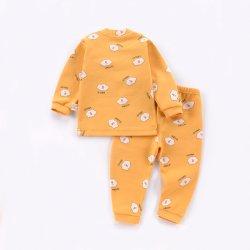 O design suave impresso o bebé Kids roupas pijamas para crianças