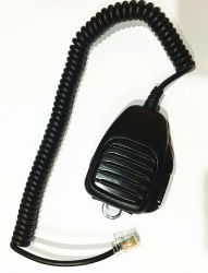 Microphone à main mobiles HM152 pour radio bidirectionnelle IC-F5023