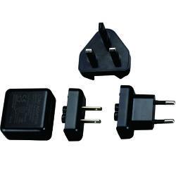 A fábrica preço original 5V 1.2A móvel portátil USB duplas o carregador de viagem
