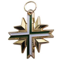 Gravar música personalizada grossista jóias Tags de metal pendente de charme para joalharia Encanto Pendente de Titânio Dom (charme-11)